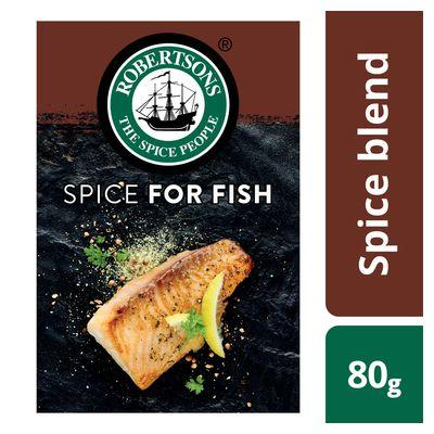 Robertsons Fish Spice 80G