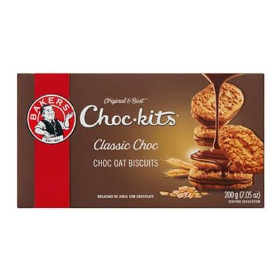 Bakers Classic Chockits 200G