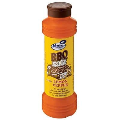 Marina Lemon & Pepper Braai Salt 400G