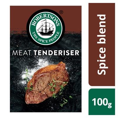 Robertsons Meat Tenderiser 100G Spices