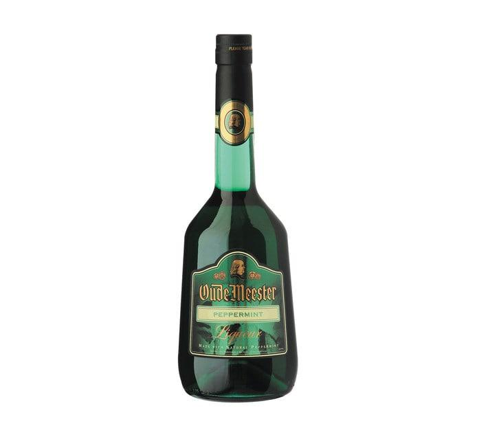 Oudemeester Peppermint Liqueur 750ML