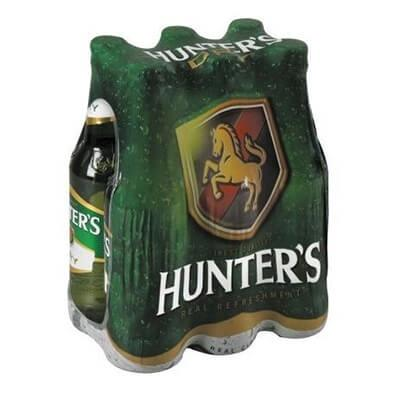 Hunters Cider Dry 6x330ML