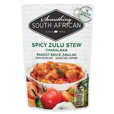 Something South African Spicy Zulu Stew Chakalaka 400G