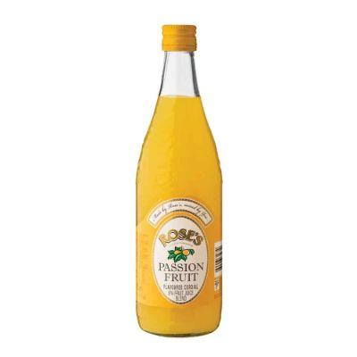 Roses Cordial Passionfruit 750ML
