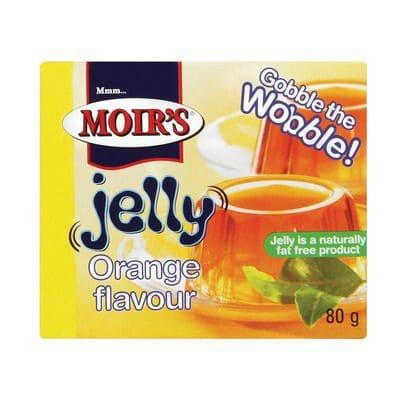 Moir's Jelly Orange 80G