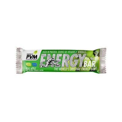 PVM Apple Energy Bar 45G