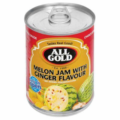 All Gold Melon Jam with Ginger Flavour 450G