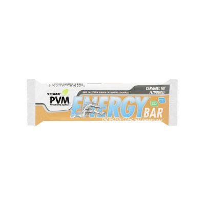 PVM Caramel Nut Energy Bar 45G