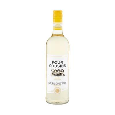 Four Cousins Sweet White 750ML