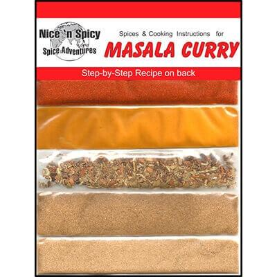 Nice & Spicy Masala Curry