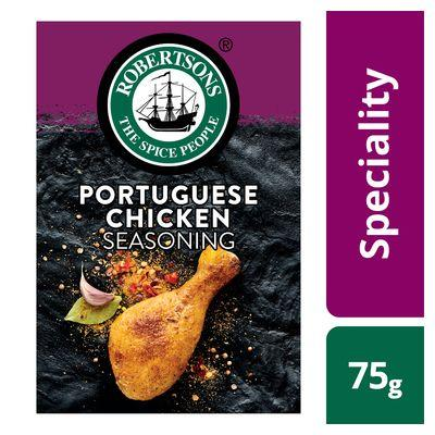 Robertsons Portuguese Chicken Refill 75G
