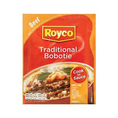 Royco Cook in Sauce Bobotie Traditional 50G