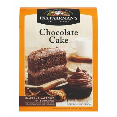 Ina Paarman's Chocolate Cake Mix 650G
