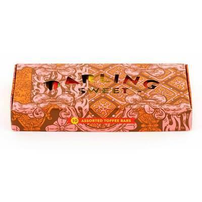 Darling Sweets Assorted Toffee Bar Gift Box 300G