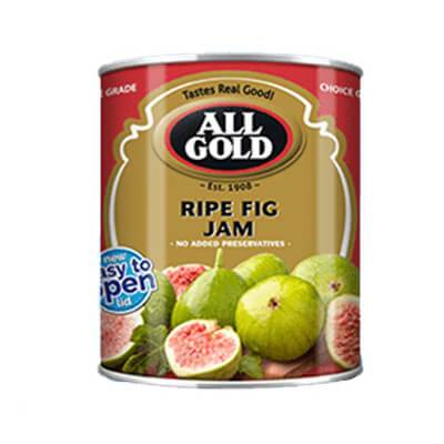 All Gold Jam Ripe Fig Jam 450G