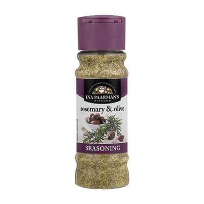 Ina Paarman Rosemary & Olive Seasoning 170G