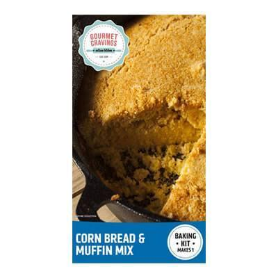 Gourmet Cravings Corn Bread & Muffin Mix 450G