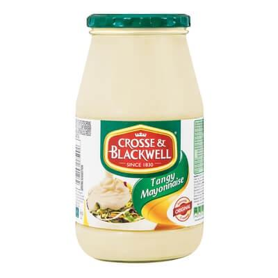 Crosse & Blackwell Tangy Mayonaise 375G
