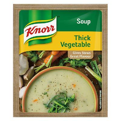 Knorr Thick Vegetable Soup 59G