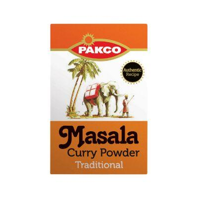 Pakco Masala Traditional Curry Powder 200G