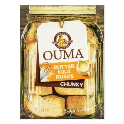Ouma Rusks Chunky Buttermilk 500G