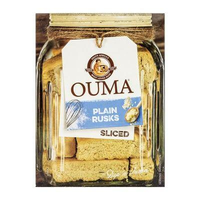 Ouma Rusks Plain 450G