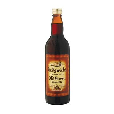 Sedgwick Old Brown Sherry 750ML