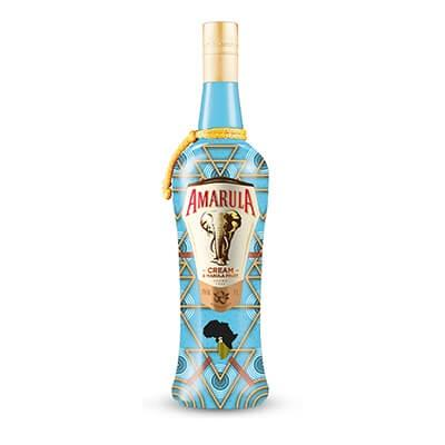 Amarula Cream Limited Edition 1L [Blue Bottle]