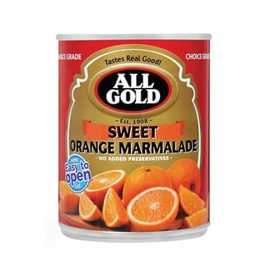 All Gold Sweet Orange Marmalade 450G