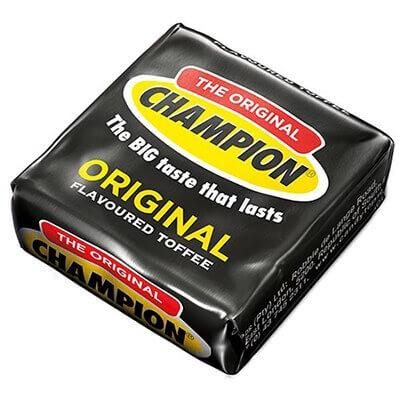 Champion Toffee Original 9G