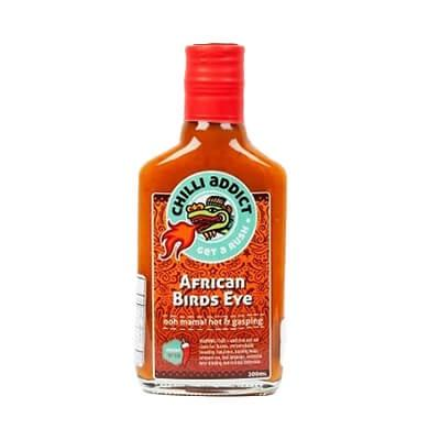 Chilli Addict Bird's Eye Chilli Sauce 9/10 200ML