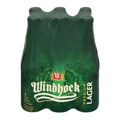 Windhoek Lager 6x330ML