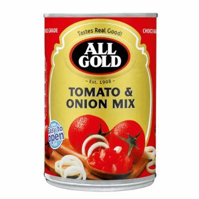 All Gold Tomato And Onion Mix 410G