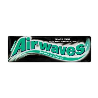 Airwaves Black Mint 14G