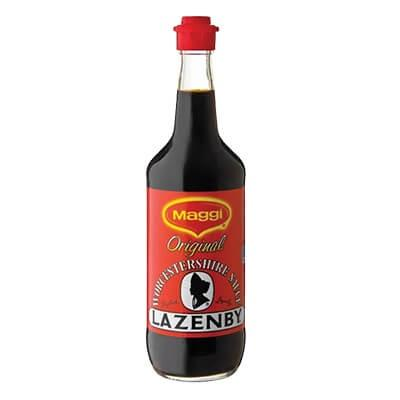 Maggi Lazenbys Worcestershire Sauce 500ML
