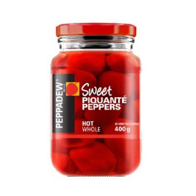 Peppadew Hot Piquanté Peppers 400G