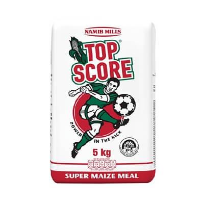 Top Score Maize Meal 5KG