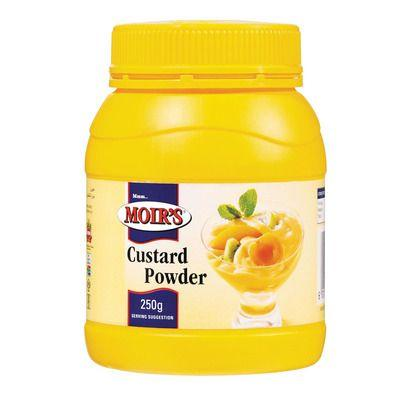 Moir's Custard Powder 250G