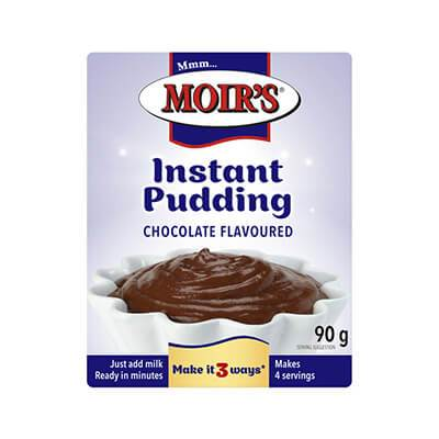 Moir's Pudding Chocolate 90G
