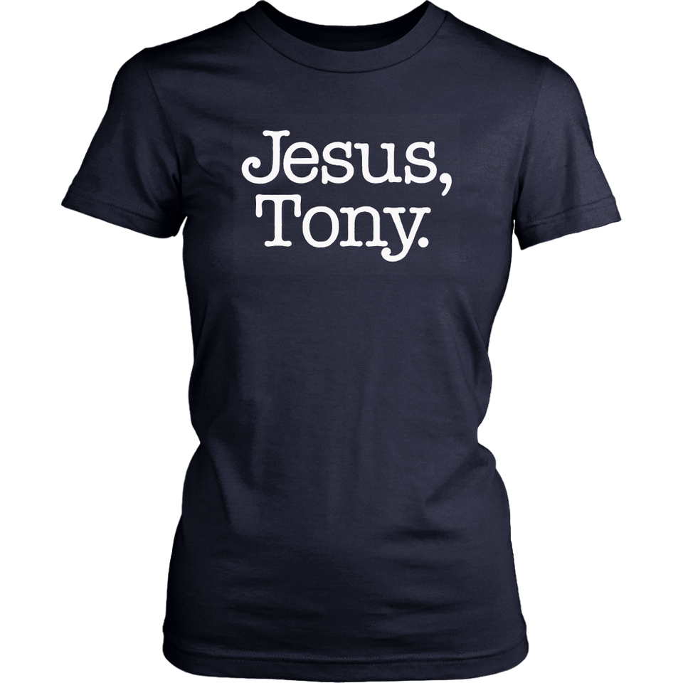 Jesus Tony Shirt