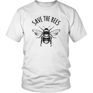 Save The Bees Earth Day Save Our Planet Unisex T-Shirt