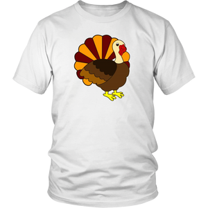 thanksgiving t shirts Thanksgiving Turkey Unisex Shirt
