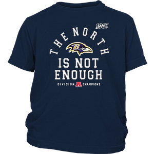 The North Is Not Enough Youth Shirt