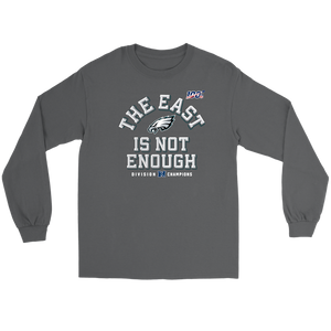 Philadelphia Eagles The East Is Not Enough Long Sleeve