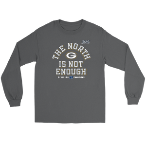 The North Is Not Enough Packers Long Sleeve