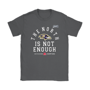 The North Is Not Enough Gildan Womens Shirt