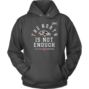 The North Is Not Enough Hoodie