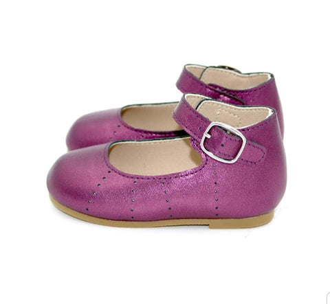 Purple Lila Shoe