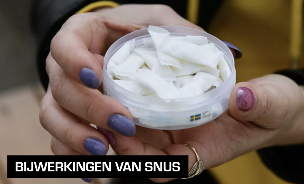 Snus side effect