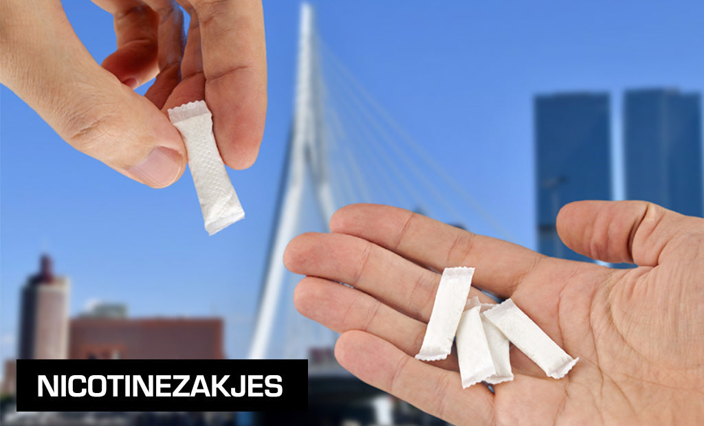 The rise of nicotine bags